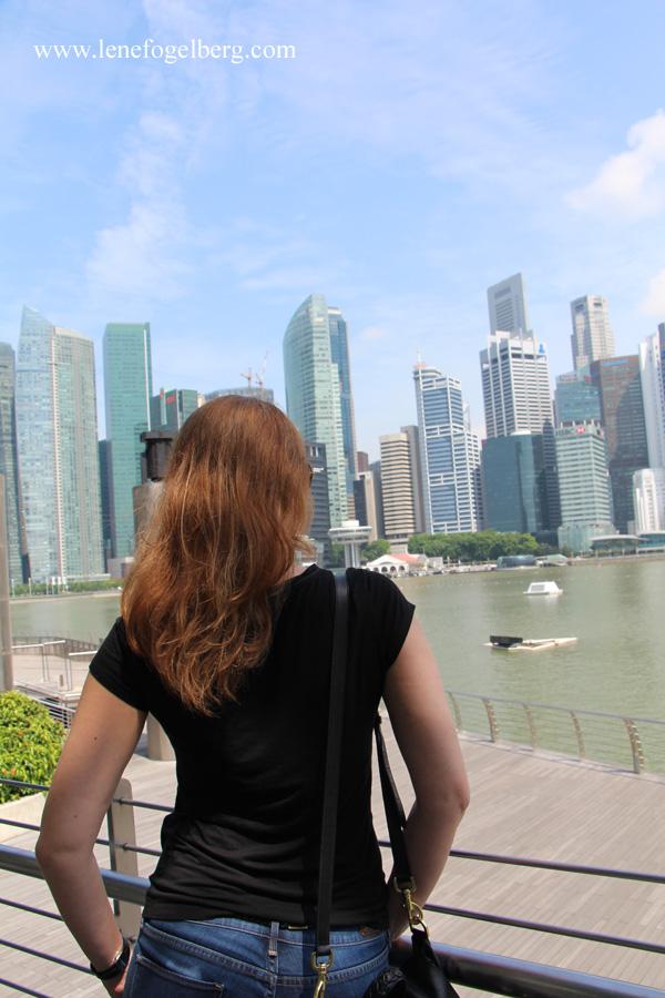 Lene Fogelberg Singapore