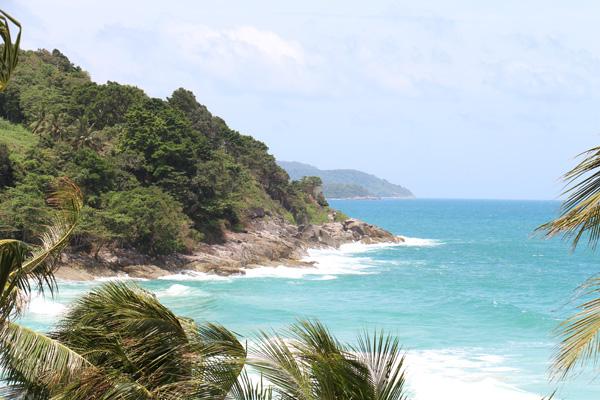 Phuket cliff