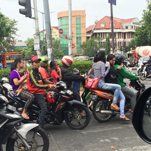 Jakarta traffic 2