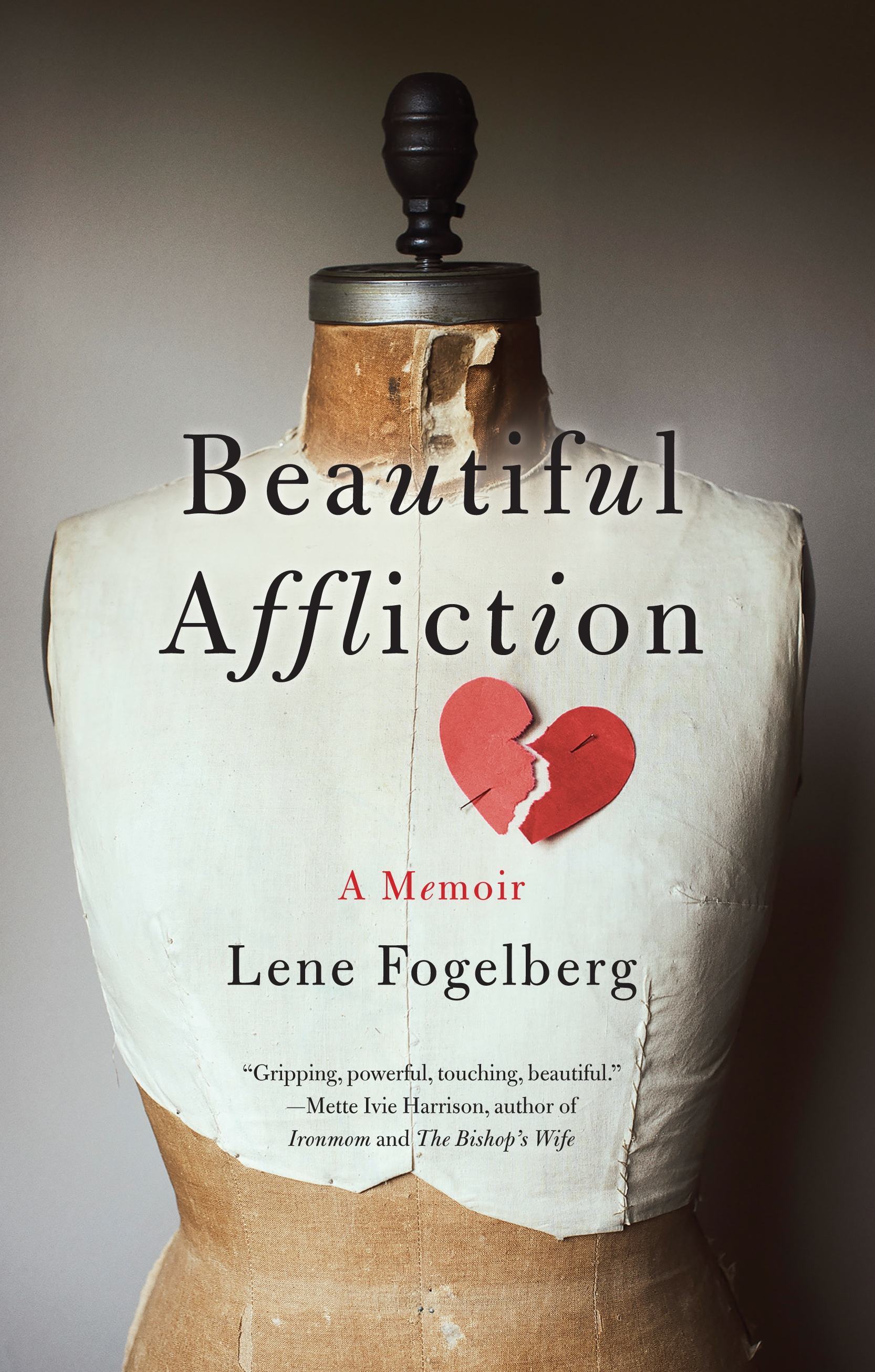 Book cover of Beautiful Affliction